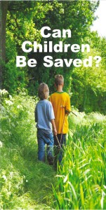 Can Children Be Saved