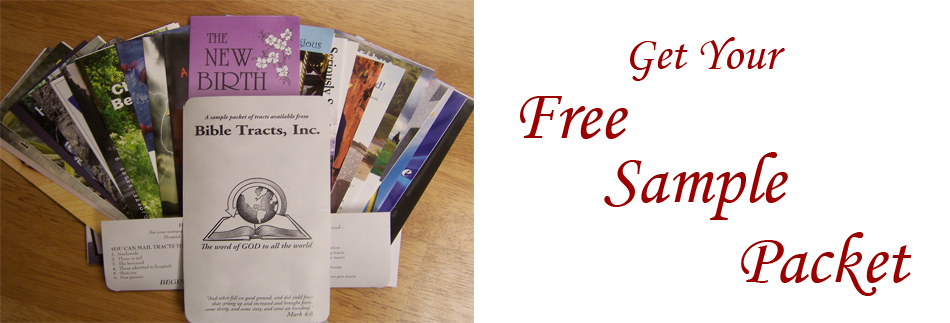 Free Sample Packet Banner